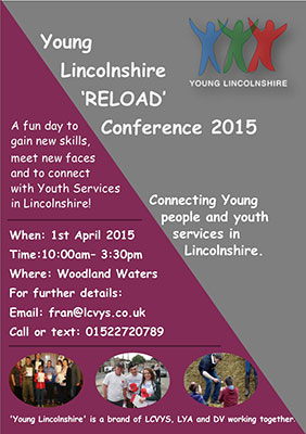 Young Lincolnshire Reload Poster