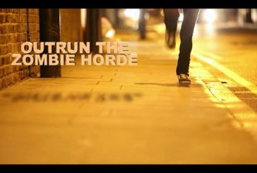 Outrun the Zombie Horde