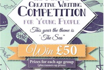Creative Writing Competition in Boston Borough by Discover Volunteering
