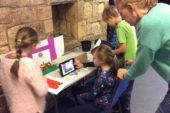 Watch these cool clips from our latest animation workshop in Boston