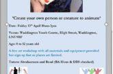 Free Animation Workshop Waddington near Lincoln